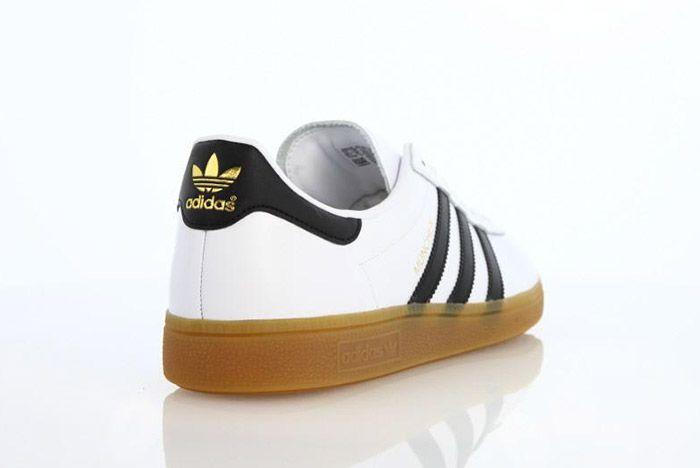 Adidas Munchen White Black Gum 5