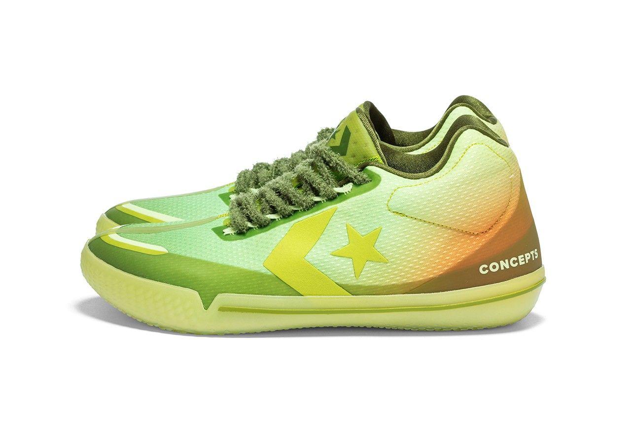 Concepts x Converse All Star BB Evo