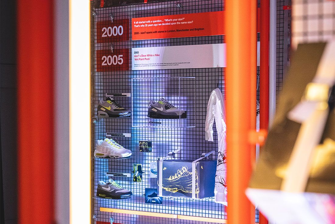 Size Uk 20Th Anniversary Preview Showcase London Air Max 95 Collaboration Reveal 31