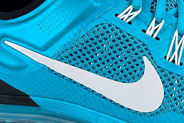 Nike Air Max 2013 Neo Turquoise Midfoot Detail 1