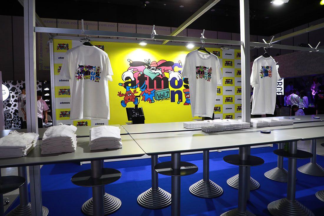 Atmos Con Tokyo 2019 Koji Sneaker Freaker Floor Shot52