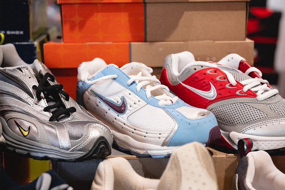 Sneakerness Milan Sneaker Freaker Vendor Tables19