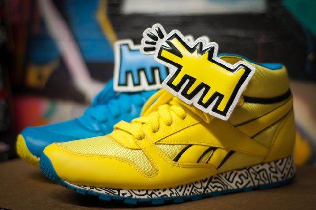 Reebok X Keith Haring Bodega Barking Dogs 1