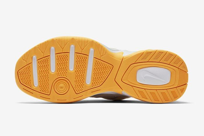 Nike M2K Tekno Camo Snakeskin Outsole