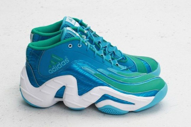 Adidas Real Deal Truquoise Profile 1