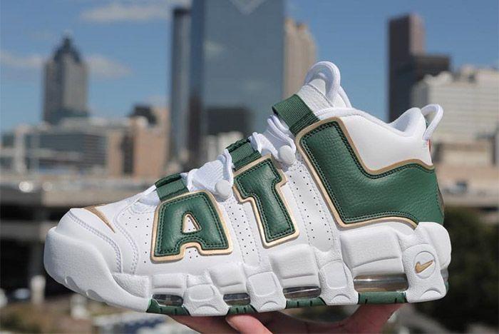 Nike Air More Uptempo Atl Atlanta Sneaker Freaker