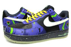 Sekure D Air Force 1 Evangelion Thumb