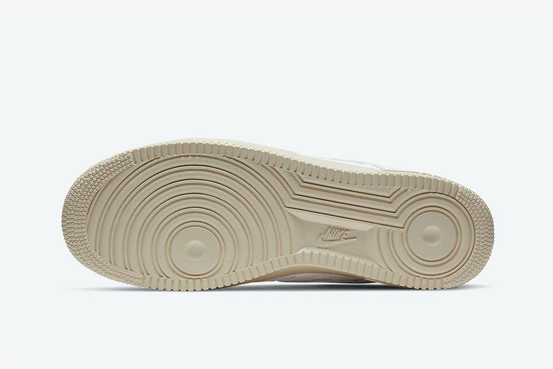 Kith x Nike Air Force 1 'France'