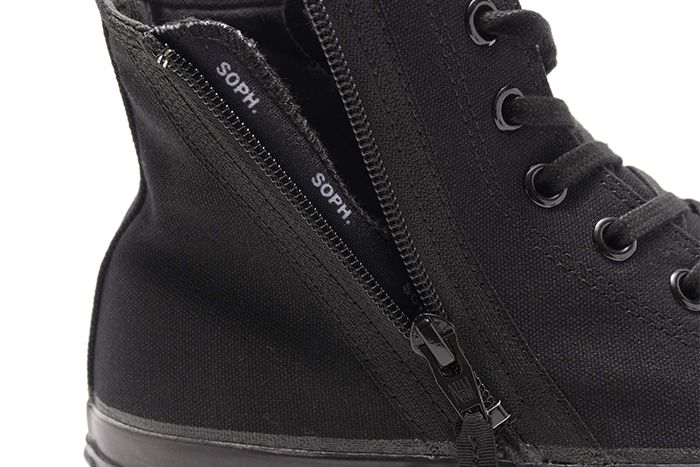 Sophnet N Hoolywood Converse Japan Chuck Taylor All Star Hi Zip Release Date Zip Right