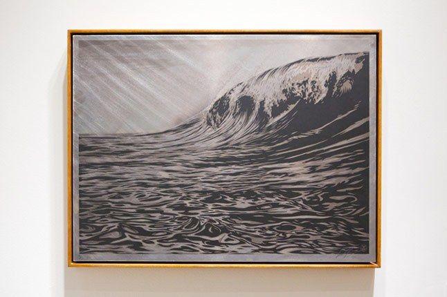 Shepard Fairey Printed Matters Exhibition Recap 6 1