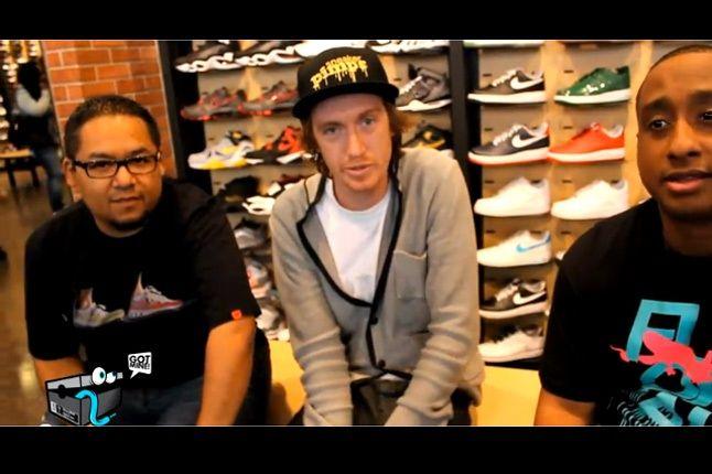 Sneaker Pimps 1