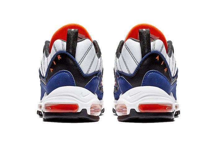 Nike Air Max 98 Knicks Sneaker Freaker2