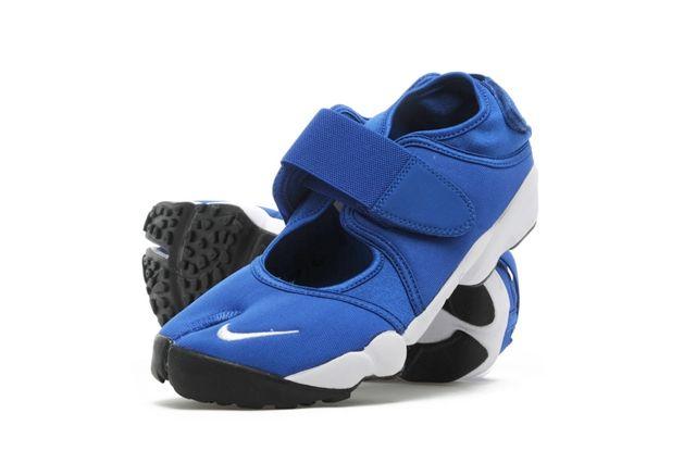 Nike Air Rift Blue Jd Sports Exclusives 1