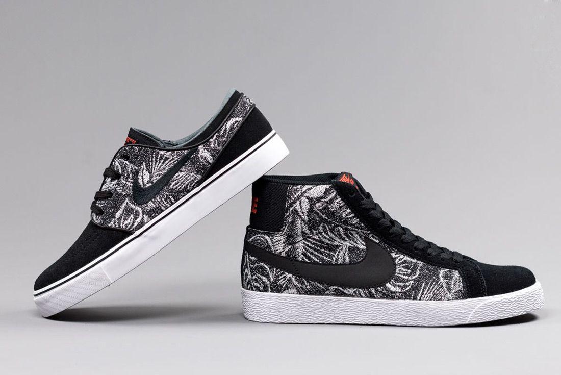 Nike Sb Leopard Pack