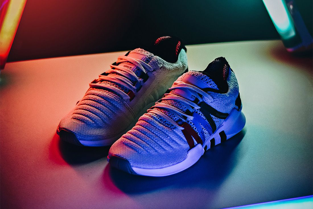 Adidas Eqt Racing Adv Pk W Cream White Bold Orange Sneaker Freaker 9