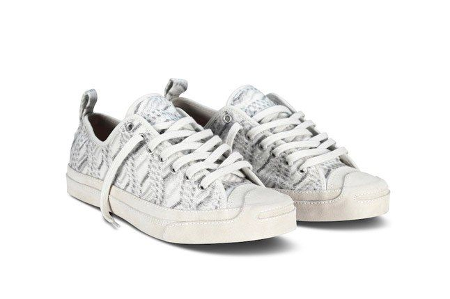 Missoni X Converse Jack Purcell Angle 1