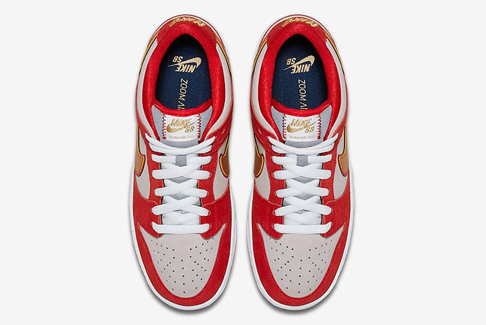 Anonymous X Unheardof X Nike Sb Dunk Low Nasty Boys