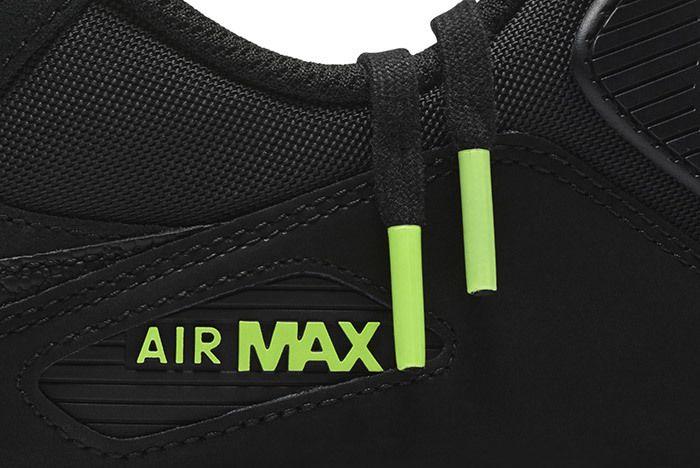 Nike Air Max 90 Black Neon 7