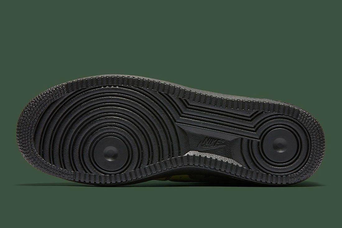 Nike Air Foce 1 Camo Reflective 5