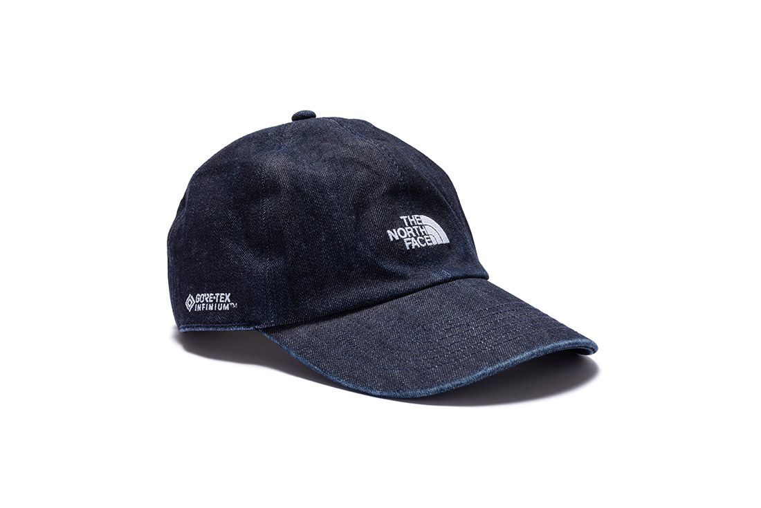 North Face Denim Gore Tex Cap