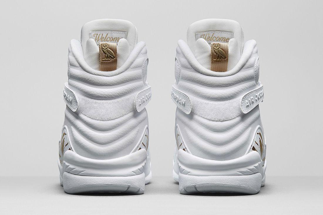 Drake X Air Jordan 8 Ovo 8