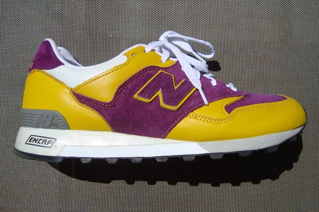 New Balance 577 2 Purple Yellow 1