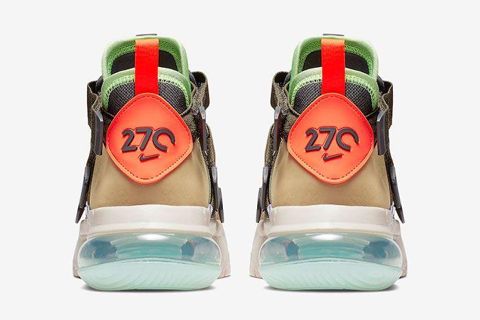 Nike Air Edge 270 Aq8764 200 Release Date 5 Heel