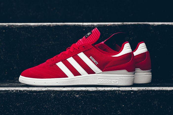 Adidas Busenitz Red Mesh 2