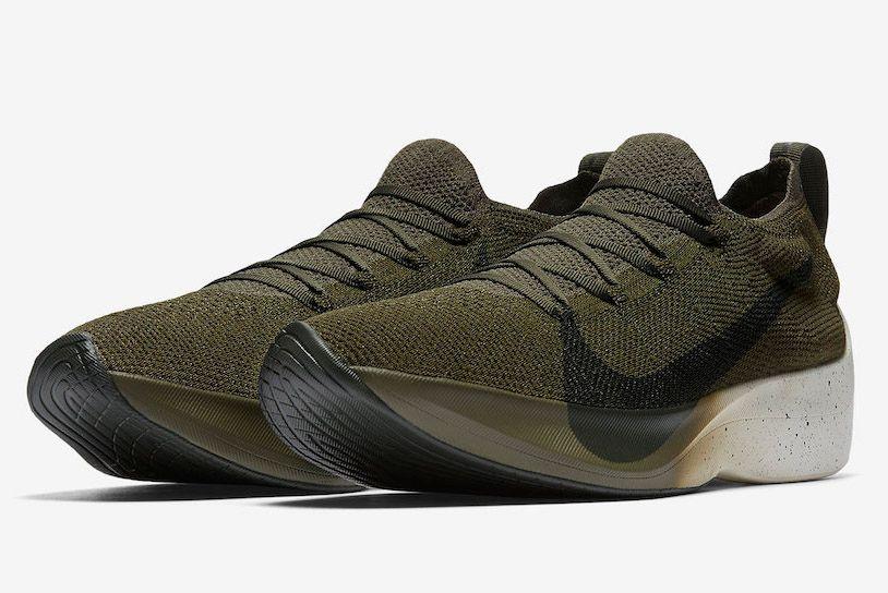 Nike Vapor Street Flyknit Olive Aq1763 201 Release Date