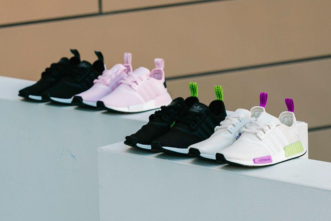 Adidas Nmd R1 Pack 4