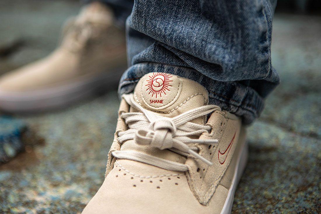 Shane Oneill Wearing The Shane Nike Sb 7