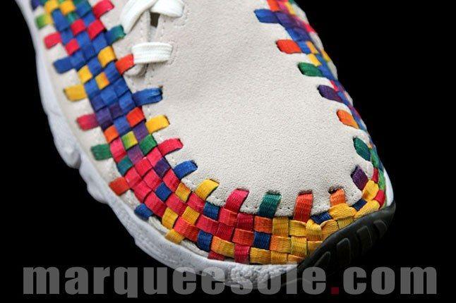 Nike Footscape Woven Chukka Rainbow 6 1