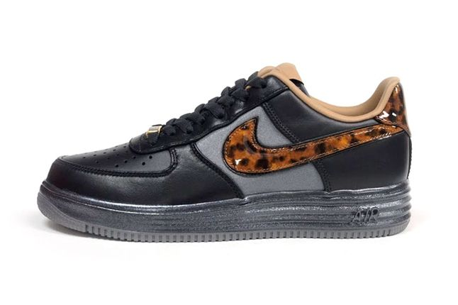 Nike Lunar Force 1 City Collection Milano Heel Profile 1