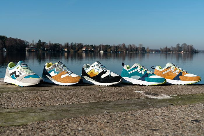 Karhu Catch Of The Day Group Shot