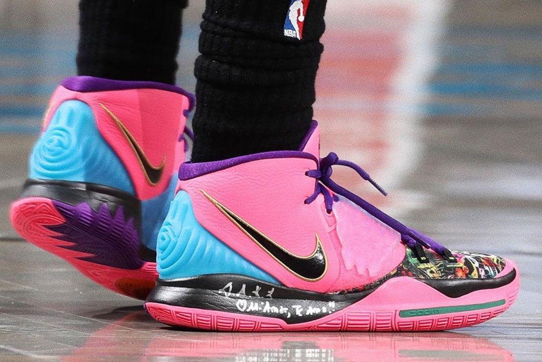 Nike Kyrie 6 Cny Right