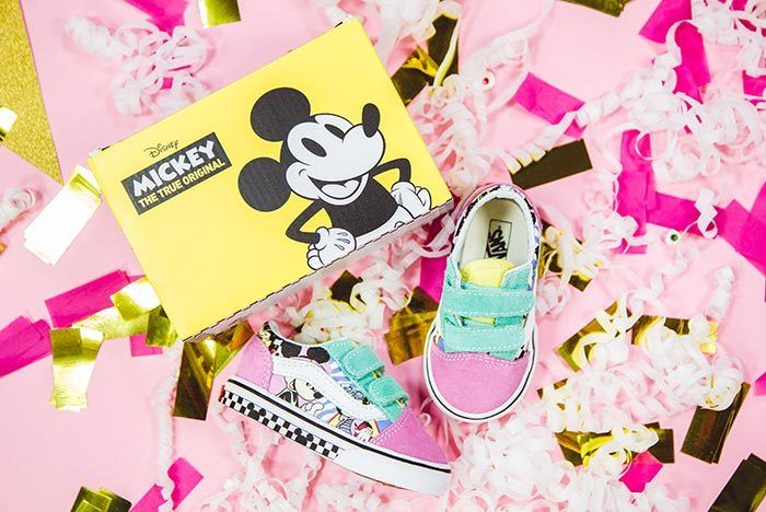 Mickey Mouse X Van Collection 14