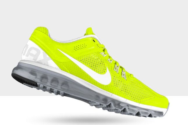 Nikeid Air Max Volt And White Profile 1