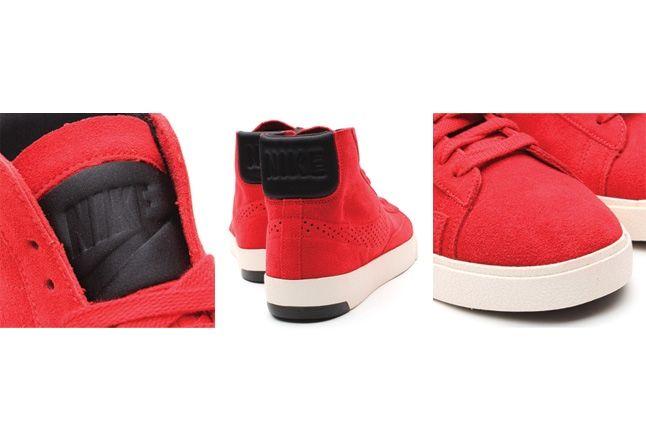 Nike Blazer0Lux Unired Black Detail 1