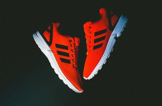 Adidas Zx Flux Infrared 2