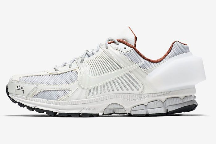 A Cold Wall Nike Zoom Vomero 5 White Release Date Price