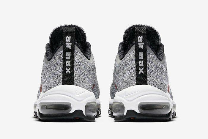 Nike Air Max 97 Silver Bullet Swarovski Crystal 4