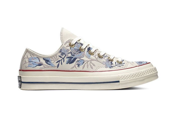 Chuck Taylor 70 Converse Flowers 2