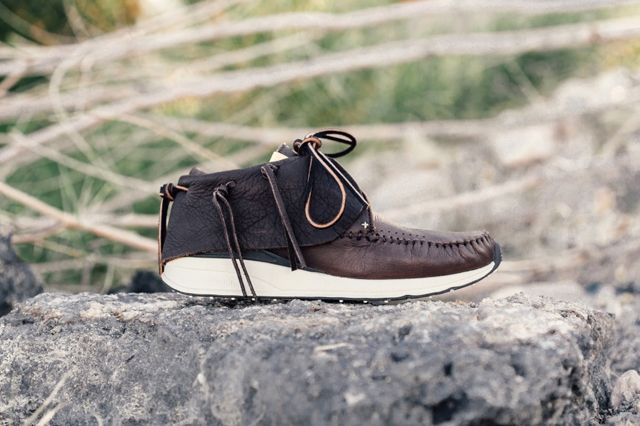 Visvim Fbt Elk Dark Brown 5
