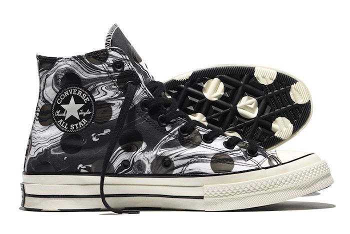 Converse All Star Chuck Taylor 70 Suminagashi Pack White 4