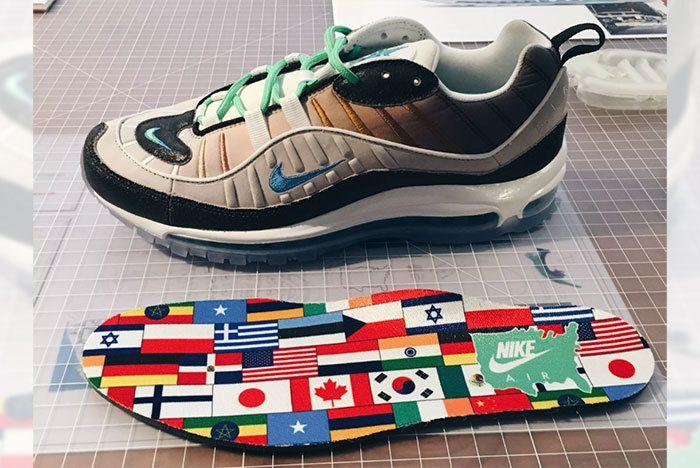 Nike On Air 4