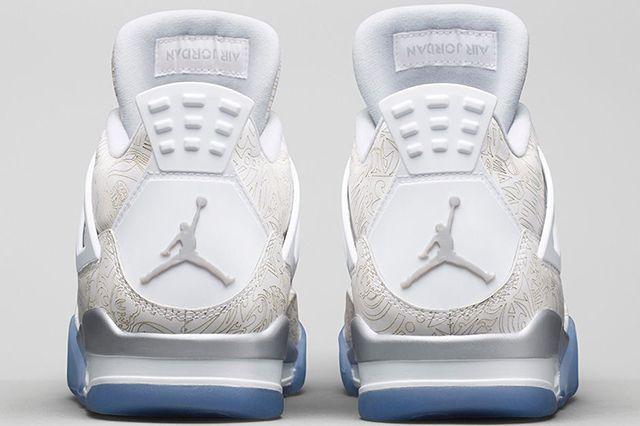 Air Jordan 4 Laser Bump 5