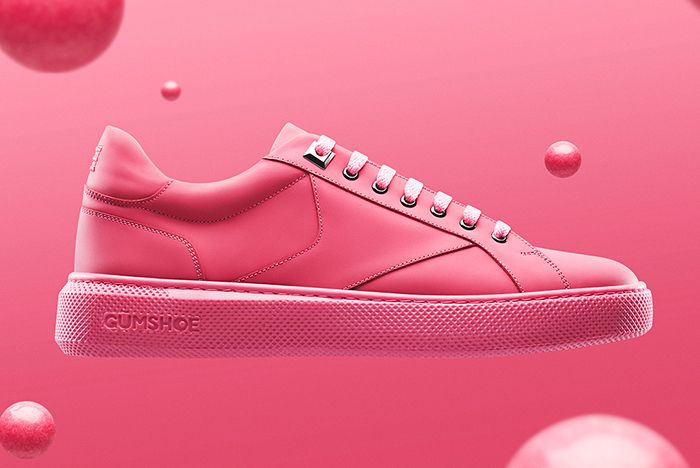 Amsterdam Gum Shoe 8