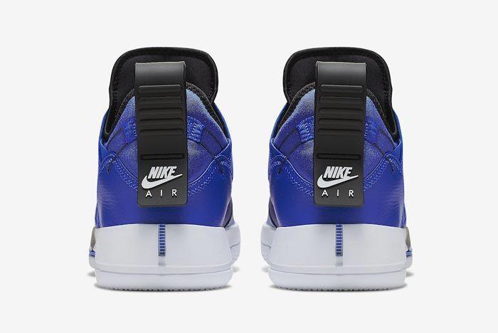 Air Jordan 33 Se Blue Heels