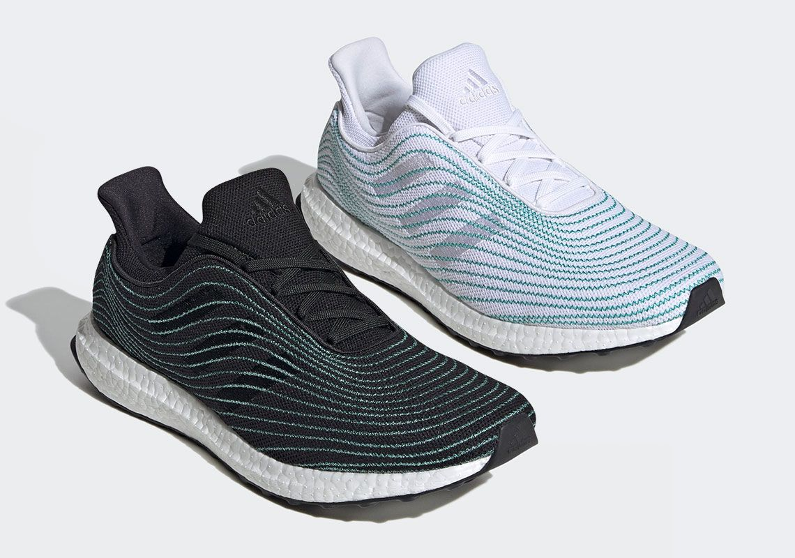 Parley x adidas UltraBOOST DNA