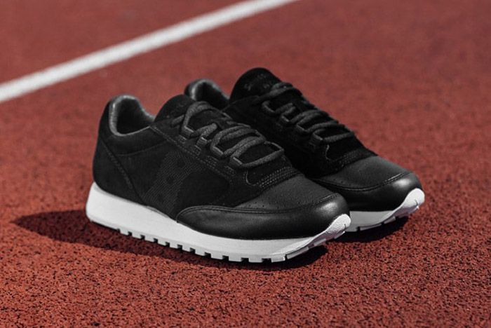 Saucony Jazz Original Luxe Pack Black 2